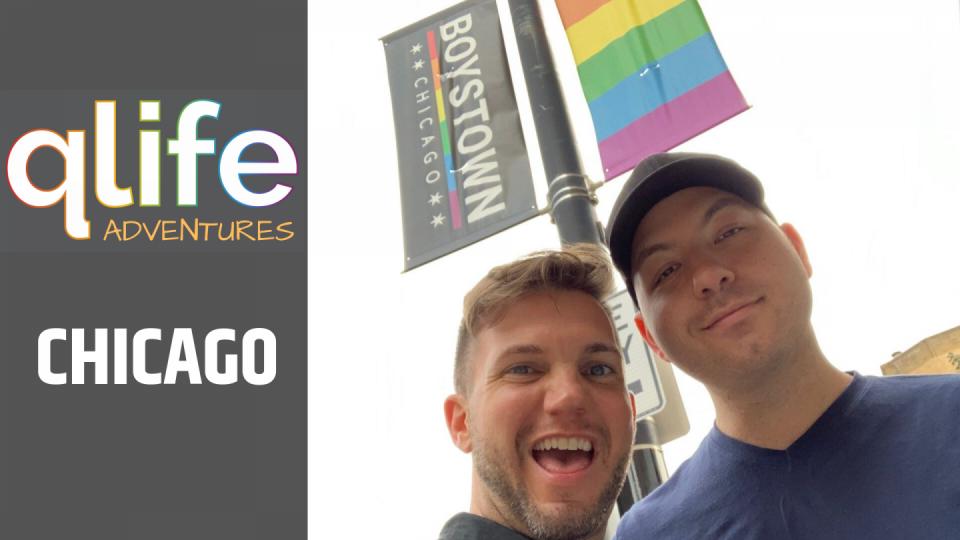 QLife Travel: Chicago